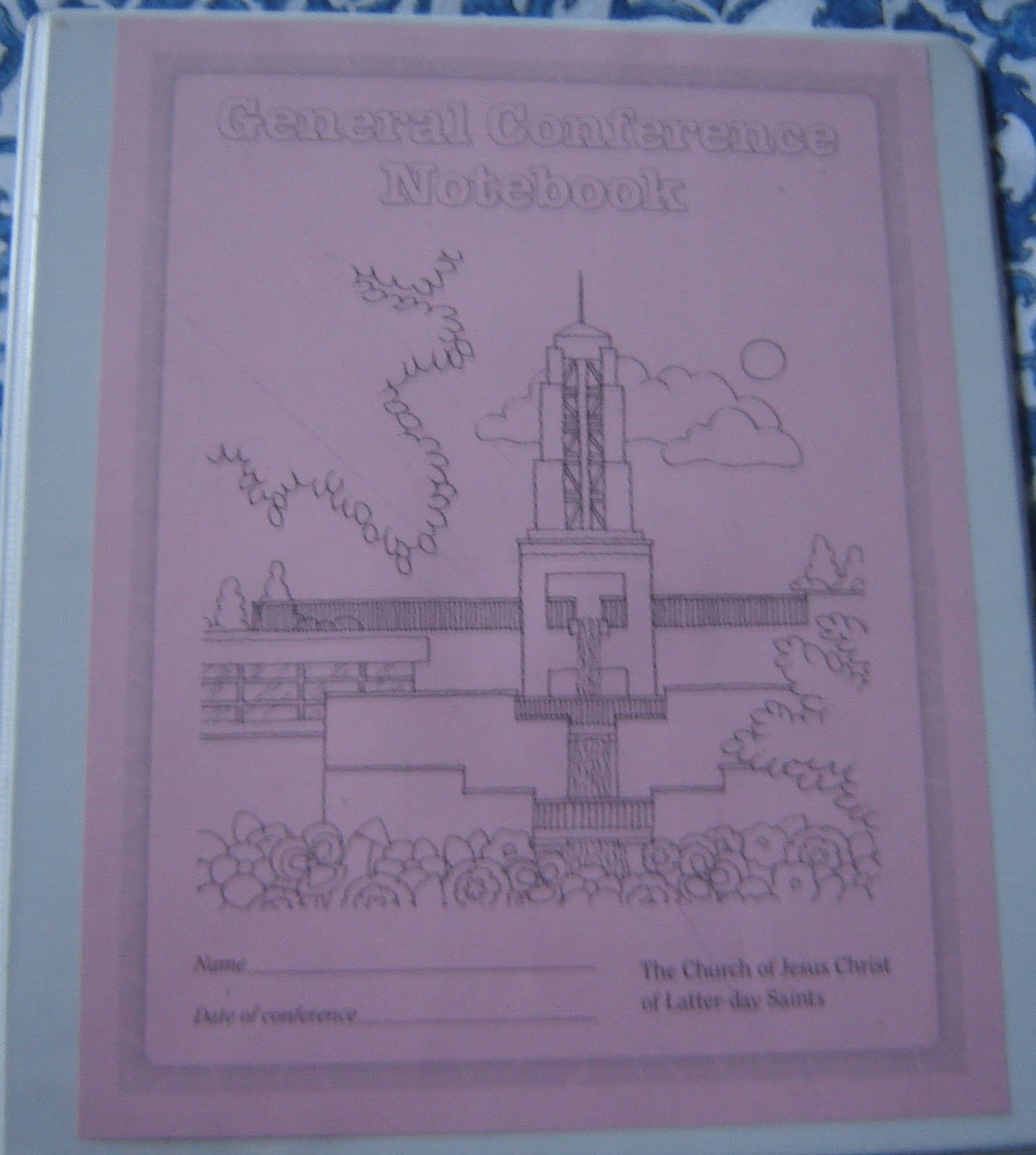 prepared lds family lds general conference coloring and activity