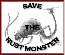 HELP SAVE RUSTY!