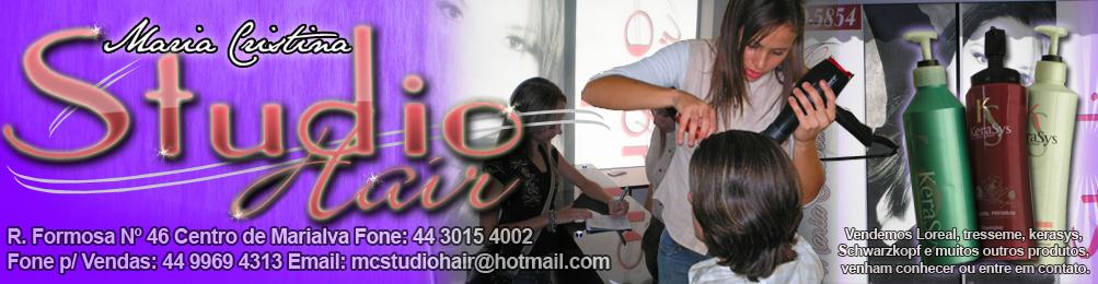 Maria Cristina Studio Hair