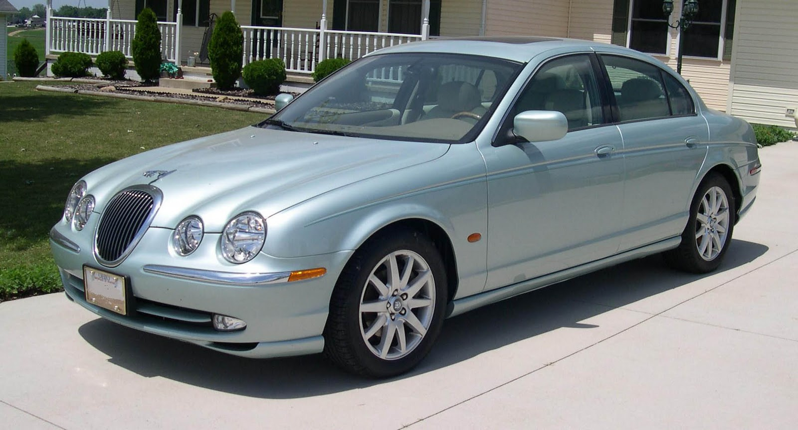 Jaguar cars specifications jaguar s type