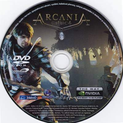 Keygen gothic 4 arcania download. crack para need for speed carbono mf. key