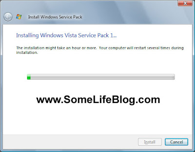 Vista SP1 Upgrade Update Solutions Problems Fixes 4