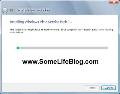 Vista SP1 Upgrade Update Solutions Problems Fixes 4