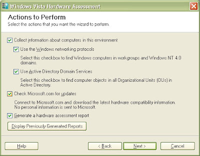 Microsoft Windows Vista Assessment Picture 3