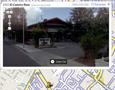 Google Street View Trader Vics