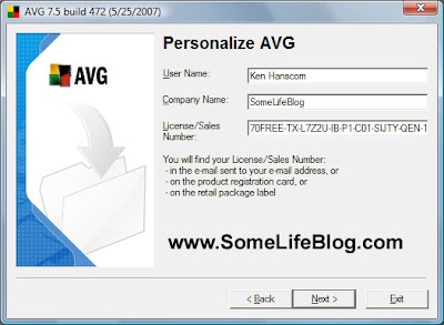 Installation for AVG Free Anti-Virus for Windows Vista Ultimate 64-bit (x64) Guide 4