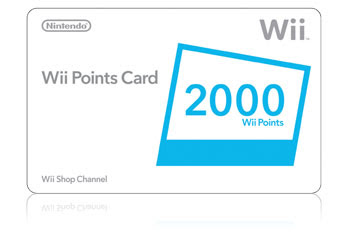 Wii Channel Online Store Fails to Take Credit Cards