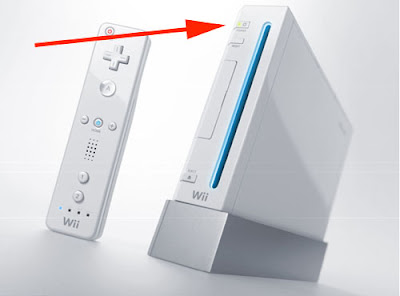 Wii Power Light Does Not Turn On