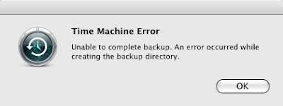 Time Machine had a problem with the network backup after the hard drive upgrade/replacement, but I fixed it.