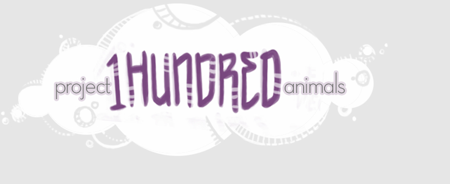 Project One Hundred Animals
