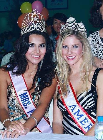 Se prepara el Señora Perú 2009
