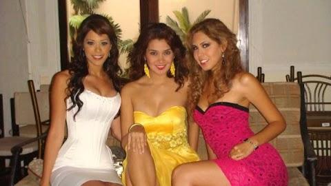Nuevas fotos de Miss Perú Earth 2009 - Jessica Shialer