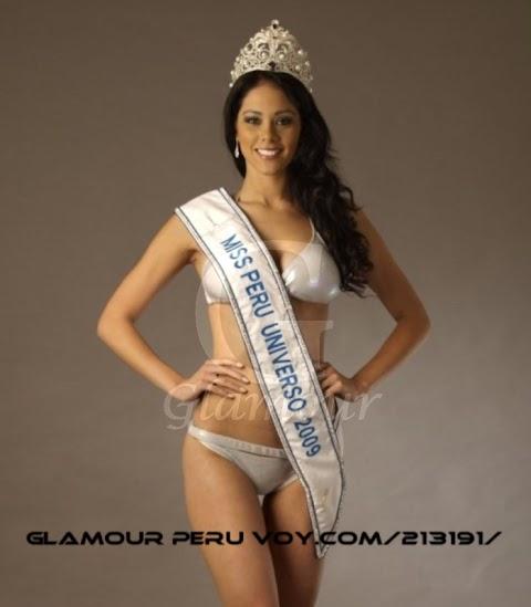 Miss Perú Universe 2009