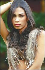 Olivia Pinheiro es Miss Bolivia Universo 2010