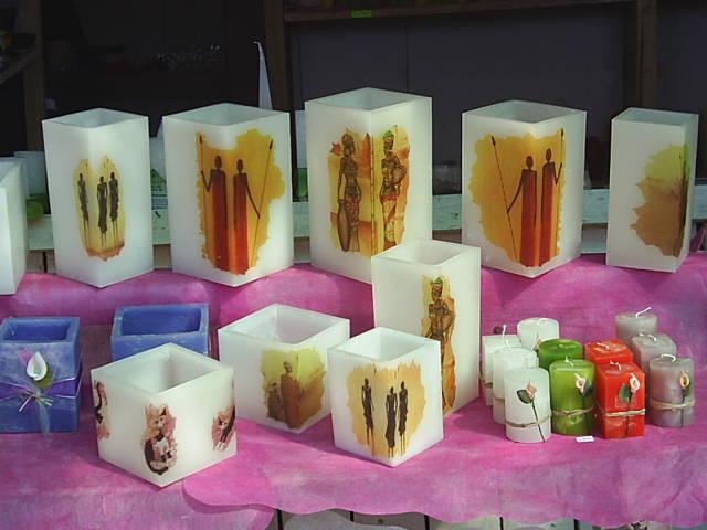 La casa de las velas en pomaire - La casa de las velas ...
