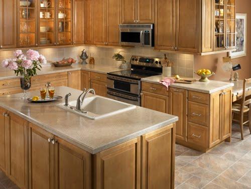 تصميم مطابخ - صورة مطبخ رقم 1 - ديكور المنزل