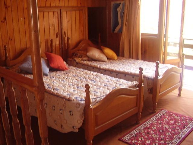 Dormitorio Cabaña 4