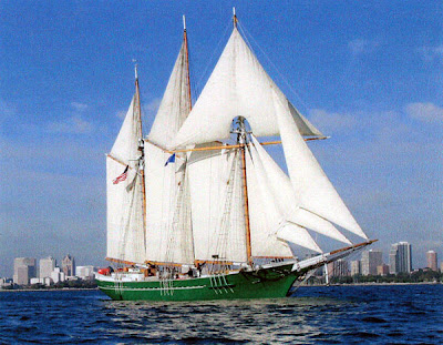 Frederick leblanc photography schooner dennis sullivan for 68 garden design gaff rigged schooner
