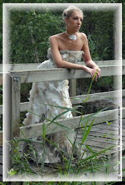 Robe de mariée féerique