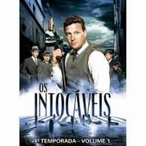 OS INTOCÁVEIS ( 1ª TEMPORADA ) 4 DVD'S POR APENAS 19,99