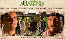 MINISSÉRIE AMAZÔNIA COMPLETA - 7 DVD'S - 59,90