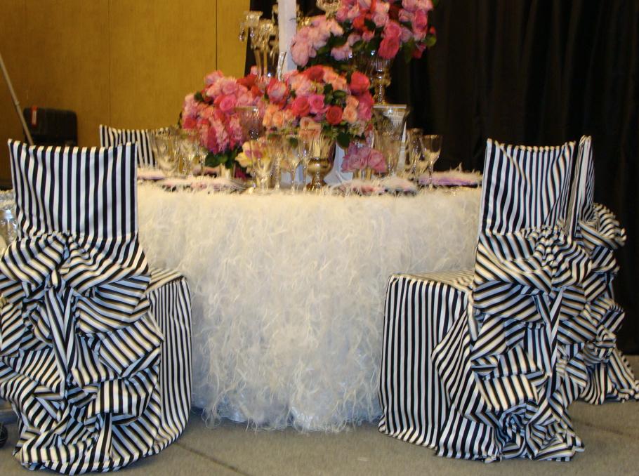 la decoraci 243 n de mis mesas Fundas de sillas de lujo