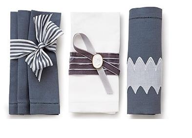 La decoraci n de mis mesas presentaci n de servilletas for Decoracion de servilletas