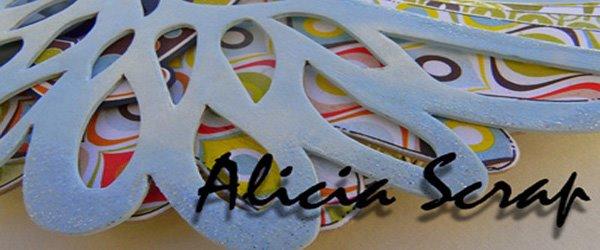 Scrapbook Alicia