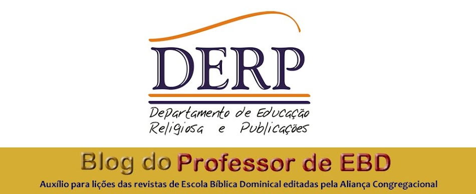 Blog do Professor de EBD