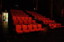 El auditorio cuenta con un aforo de 100 localidades