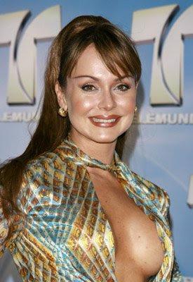 Gabriela Spanic não morreu, por sorte. Chegou muito perto disso - ela ...