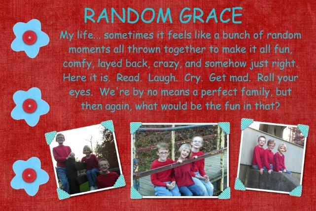 Random Grace