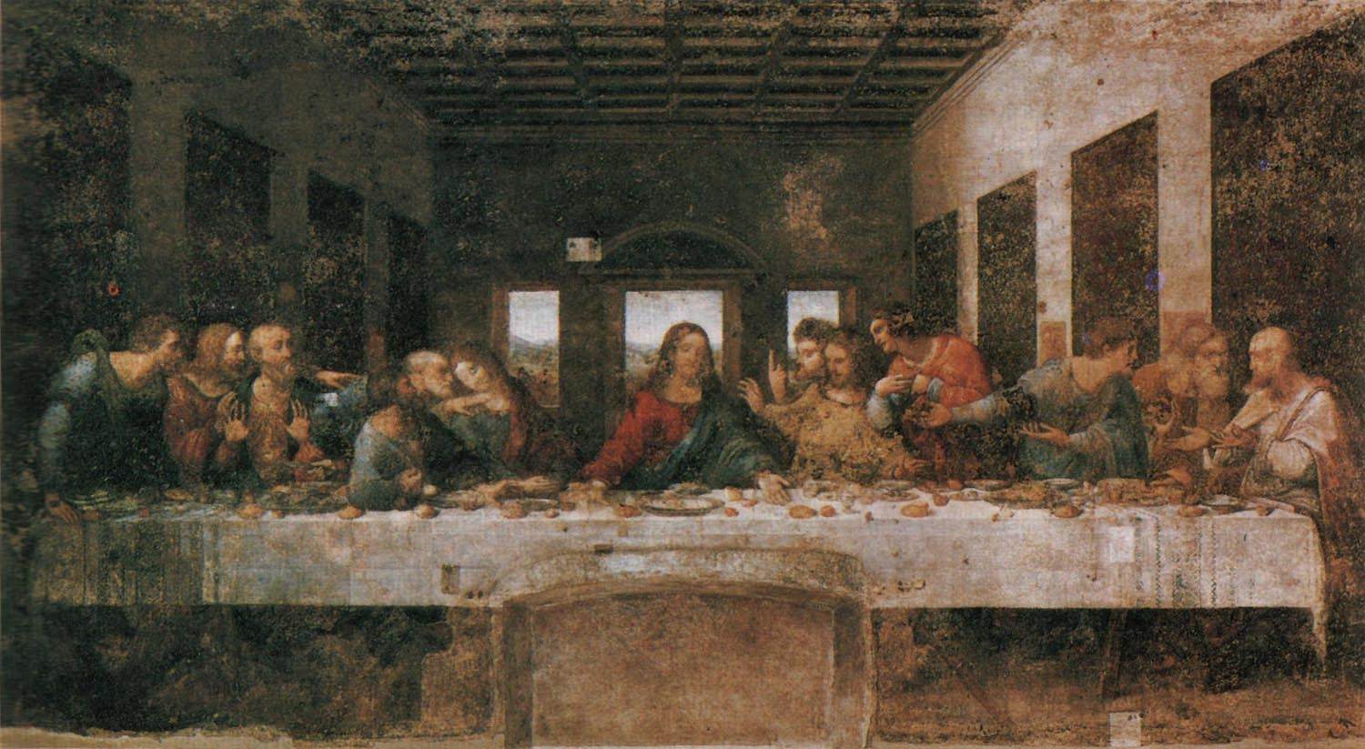 Landry Linted Last Supper