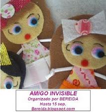 Amigo invisible en el blog de Bereida .¡ Apuntarse !