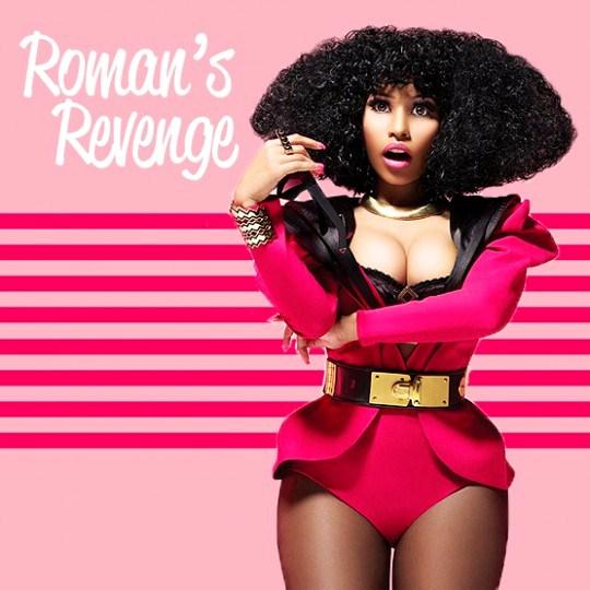 Nicki Minaj Lil Wayne Romans Revenge. NICKI MINAJ FT LIL WAYNE