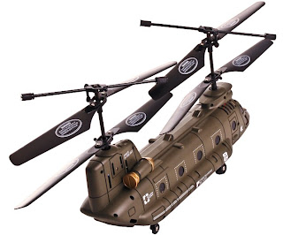 Syma S022 Big Army Chinook Remote Control Helicopter