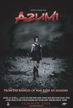 Sát Thủ Azumi - Azumi (2003) Poster