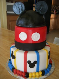 cassy 39 s cakes mickey mouse baby shower