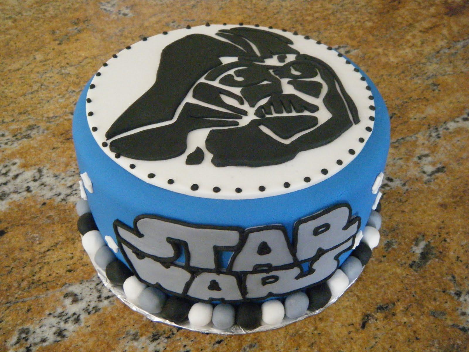 Cassy S Cakes Star Wars Cake