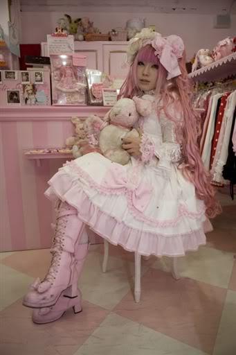 Sweet Lolita Trend