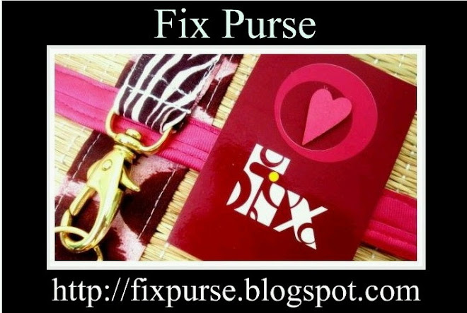 .Fix Purse.