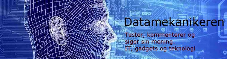 Datamekanikeren