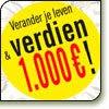 Verdien 1000 euro