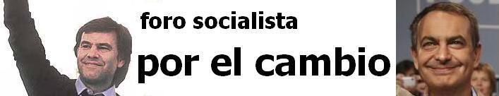 FORO SOCIALISTA POR EL CAMBIO
