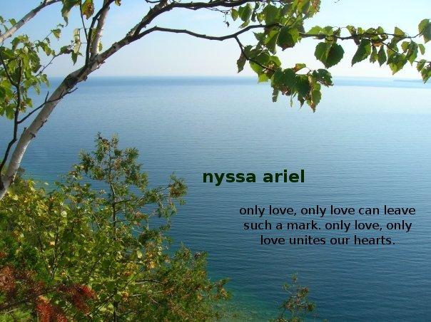 nyssa ariel