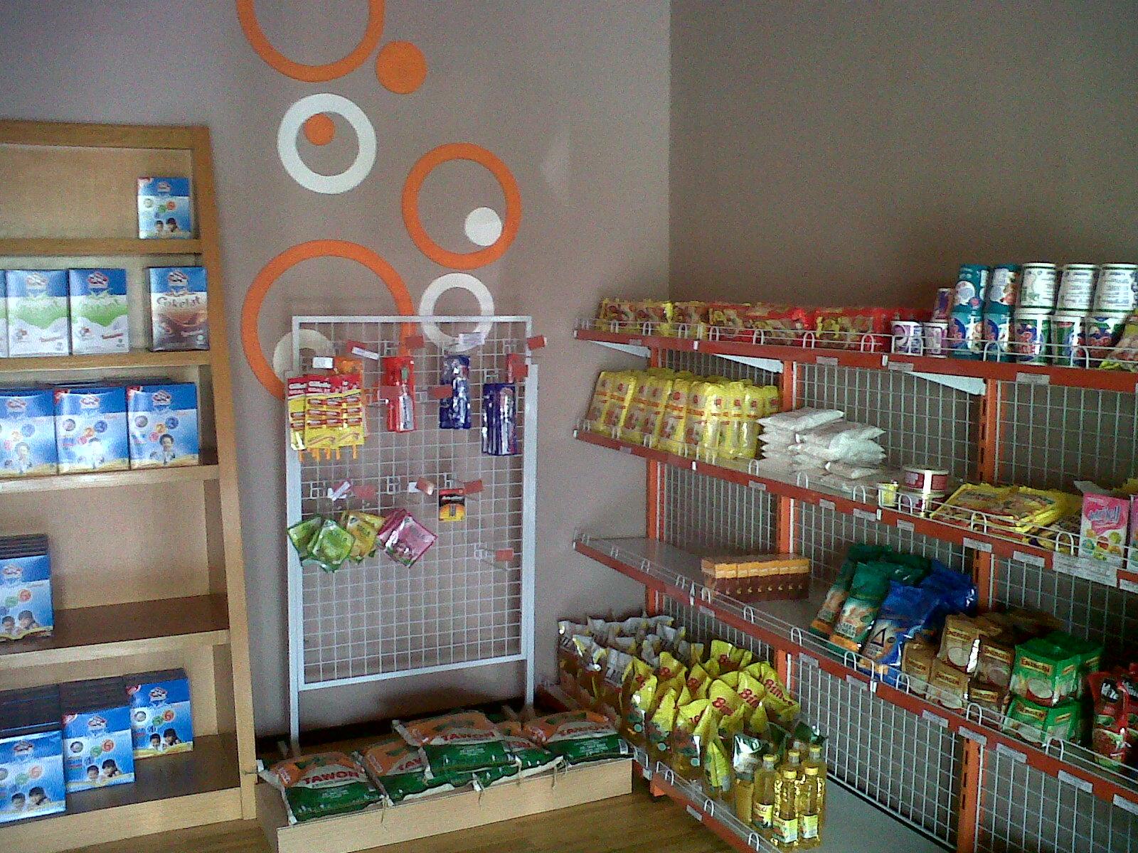Rak Supermarket Minimarket Toko Swalayan Gondola Pabrik