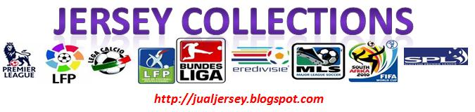 Jersey Collections (Kelab, Futsal & Bolasepak)
