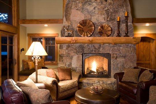 Decora o de casas r sticas ideias decora o mobili rio for Decoracion de casas rusticas