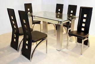 Mesa inox Ideias de decoração e Mobiliário.