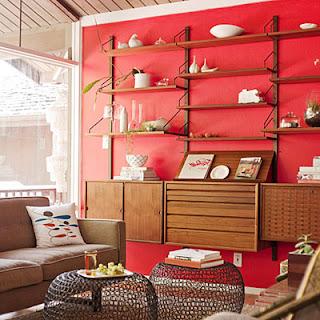 ideias de decoração mobiliário | preenchimento de áreas pintadas.
